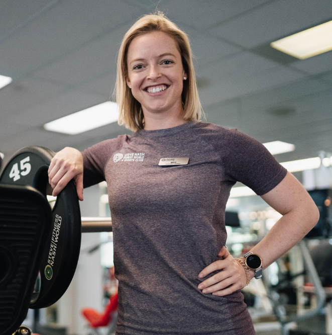 From Client to Trainer: Grad Spotlight